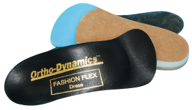 Fashion Flex Men and Women's Orthotics