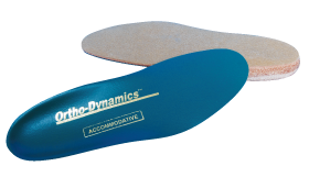 Leather Laminated Orthotics